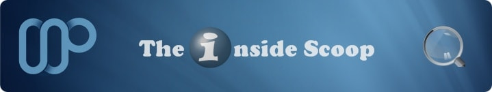 The Inside Scoop Banner