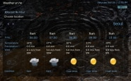 Weather Condition Backdrops Pack