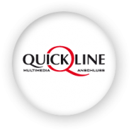 16:9 TV Logos for Quickline, Switzerland