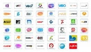 Spain Tv and Radio logos