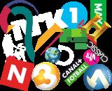 Norwegian TV and Radio logos